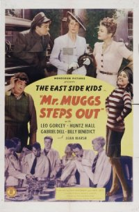 Mr. Muggs Steps Out poster