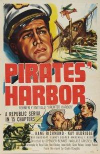 Haunted Harbor poster