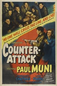 Counter-Attack poster