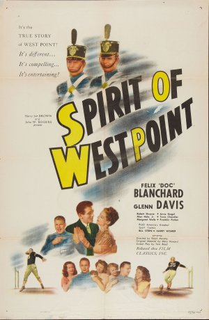 The Spirit of West Point Poster