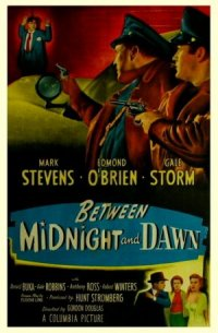 Between Midnight and Dawn poster