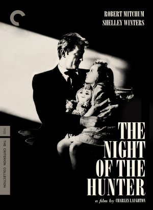 The Night of the Hunter Dvd cover