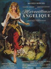 Merveilleuse Angélique poster