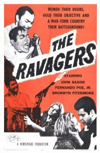 The Ravagers poster