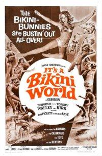 It's a Bikini World poster
