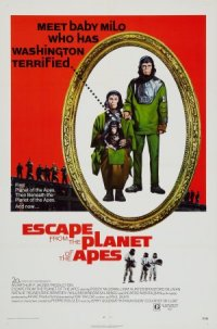 Flucht vom Planet der Affen poster