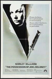 The Possession of Joel Delaney poster