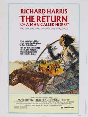 The Return of a Man Called Horse Poster