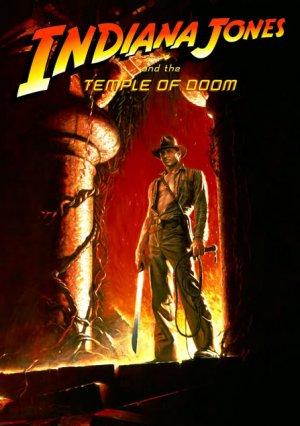 Indiana Jones and the Temple of Doom 447x635