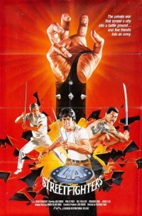 L.A. Streetfighters poster