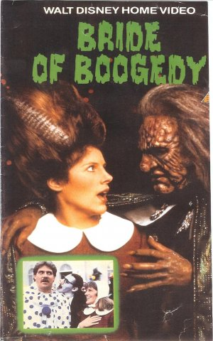 Bride of Boogedy Cover