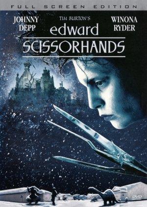 Edward Scissorhands 2129x3000