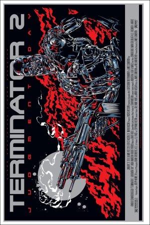 Terminator 2: Judgment Day 600x900