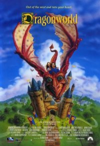 Dragonworld poster
