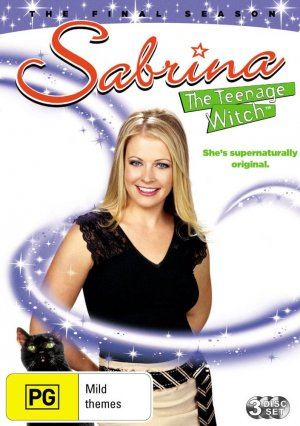Sabrina, the Teenage Witch 705x1000