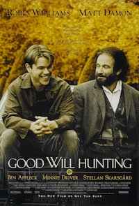 Dobri Will Hunting poster