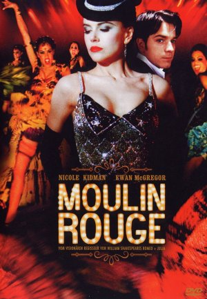 Moulin Rouge! 1454x2100