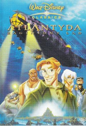 Atlantis - Das Geheimnis der verlorenen Stadt 1490x2176