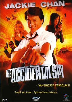 Jackie Chan - Spion wider Willen 708x1000