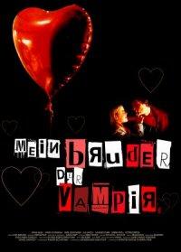 Mein Bruder, der Vampir poster