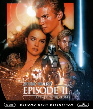 Star Wars: Episode II - Attack of the Clones Cover
