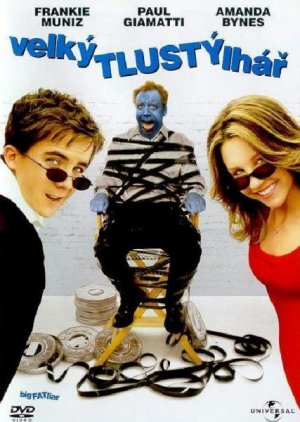 Big Fat Liar Cover