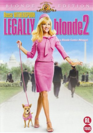 Legally Blonde 2: Red, White & Blonde 693x985