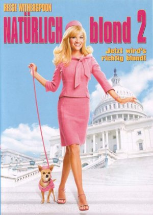 Legally Blonde 2: Red, White & Blonde 712x1000