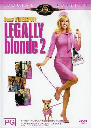 Legally Blonde 2: Red, White & Blonde 703x992