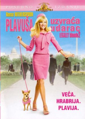 Legally Blonde 2: Red, White & Blonde 717x1000