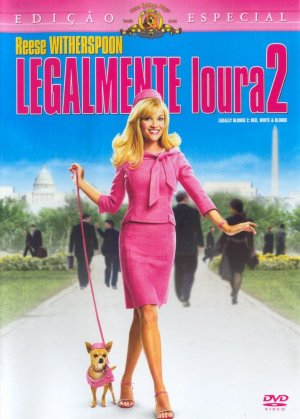 Legally Blonde 2: Red, White & Blonde 716x1000