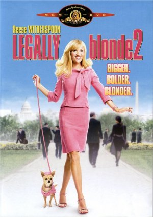 Legally Blonde 2: Red, White & Blonde 708x998