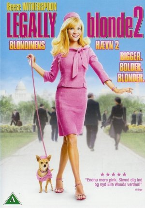 Legally Blonde 2: Red, White & Blonde 672x963
