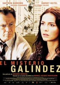 El misterio Galíndez poster