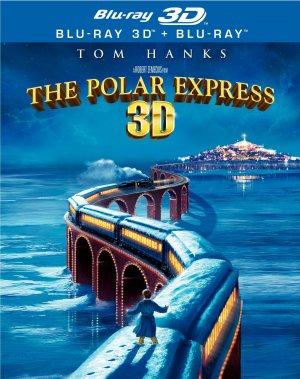 The Polar Express Blu-ray cover