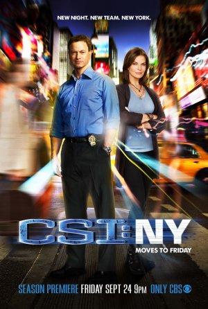 CSI: NY 1010x1500