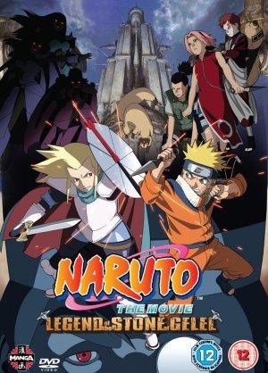 Naruto - The Movie 2 - Die Legende des Steins von Gelel 768x1069