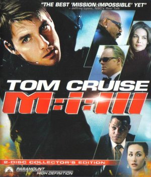 Mission: Impossible III 740x870
