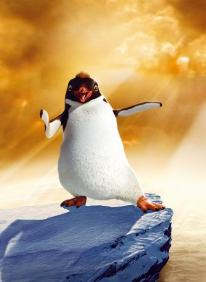 Happy Feet 3646x5000