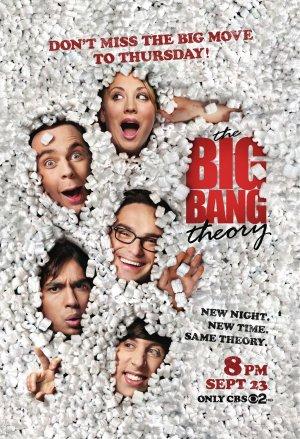 The Big Bang Theory 1026x1500