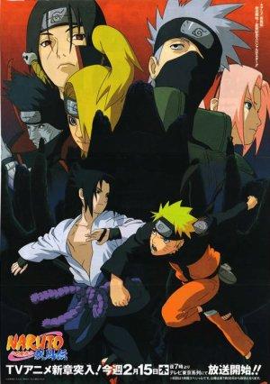 Naruto: Shippûden 495x703