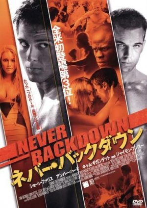 Never Back Down 379x536