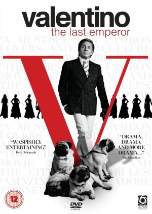 Valentino: The Last Emperor Cover