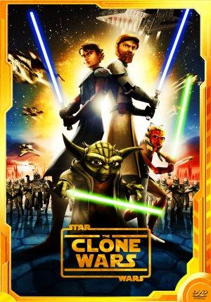 Star Wars: The Clone Wars 3507x5000