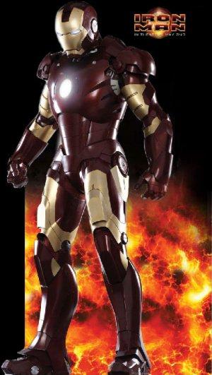 Iron Man 393x695