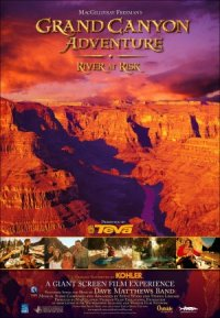 Grand Canyon Adventure: River at Risk poster