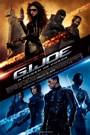 G.I. Joe: The Rise of Cobra 2362x3543