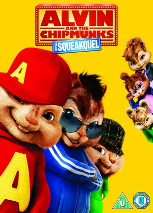 Alvin and the Chipmunks: The Squeakquel 1617x2247
