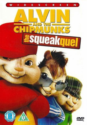 Alvin and the Chipmunks: The Squeakquel 897x1299