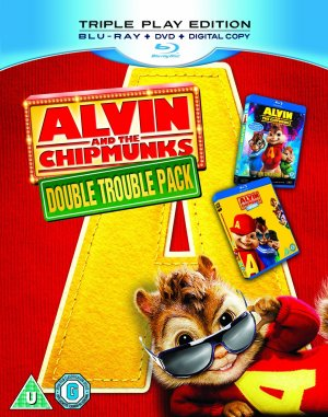 Alvin and the Chipmunks: The Squeakquel 1604x2036